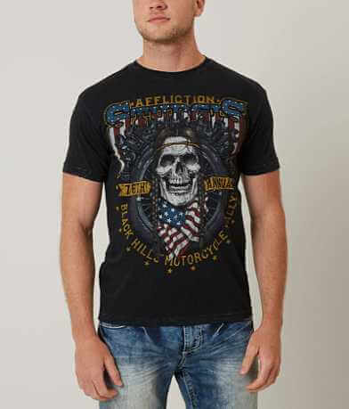 Affliction American Customs Sturgis 2016 T-Shirt