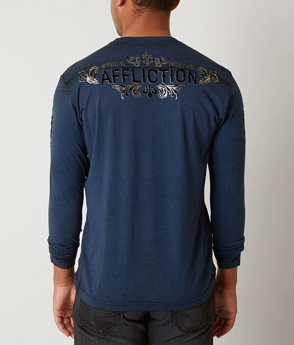 Affliction Affliction T Shirt Signify Signify wx1Y5B