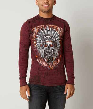 Affliction Mind Eyes Reversible Thermal