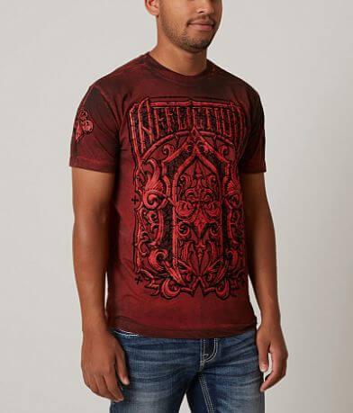 Affliction Algorithm T-Shirt