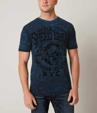 Affliction American Customs Thunder T-Shirt