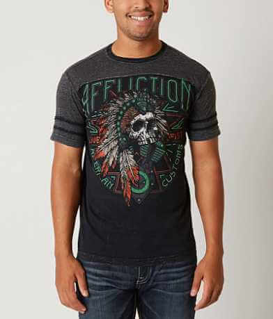 Affliction American Customs Silversmith T-Shirt