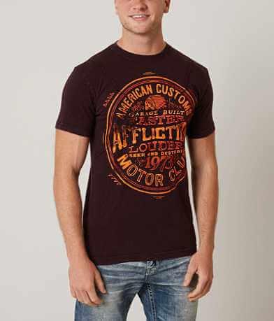 Affliction American Customs Garage Spirit T-Shirt