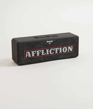 Affliction Bluetooth® Speaker