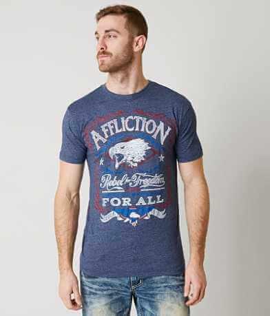 Affliction Freedom Defender Rebel T-Shirt