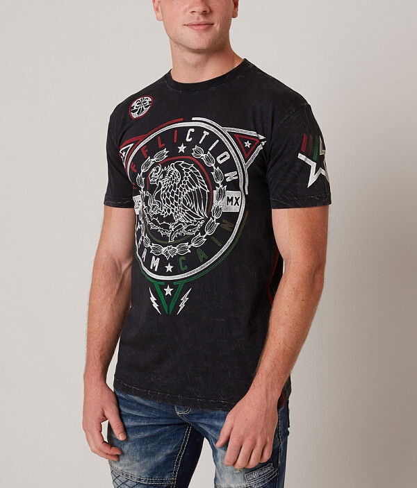 Sport Velasquez Shirt Shield Affliction T UEqUd