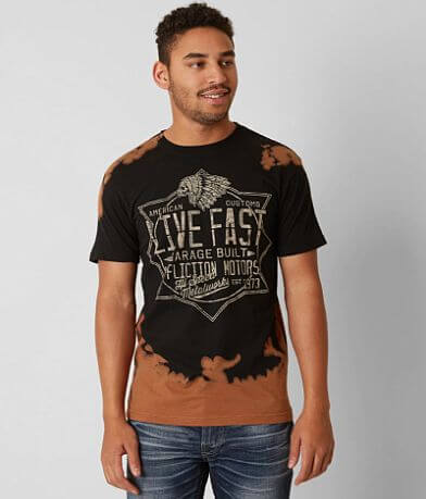 Affliction American Customs Metalworks T-Shirt