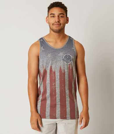 Affliction Brave Freedom Defender Tank Top