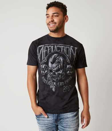 Affliction American Customs Chalkboard T-Shirt