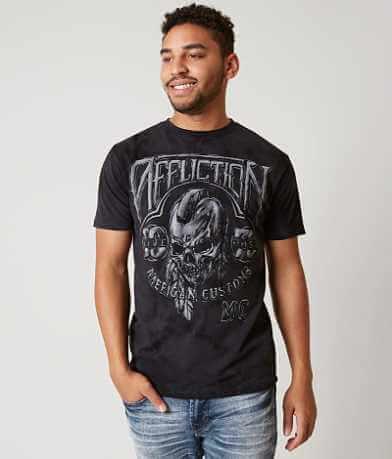 Affliction American Customs Chalkboard T-Shirt
