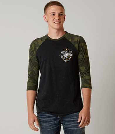 Affliction Freedom Defender Tactical T-Shirt