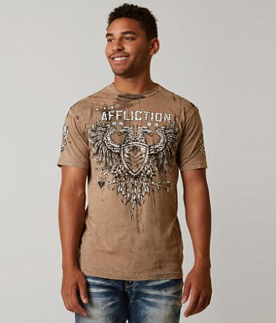 Affliction Value Chalkboard T-Shirt