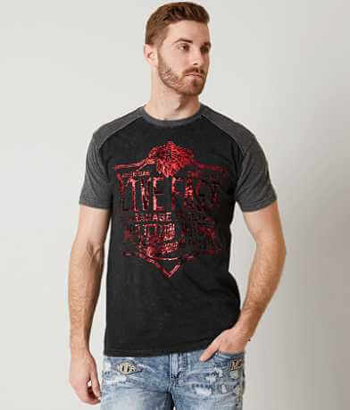 Affliction Speed Metalworks T-Shirt