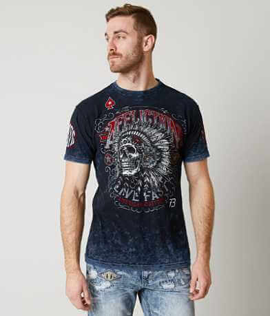 Affliction Iroquois Reversible T-Shirt