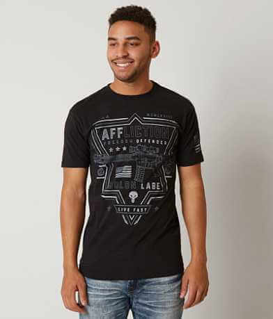 Affliction Extreme Tactical Standards T-Shirt