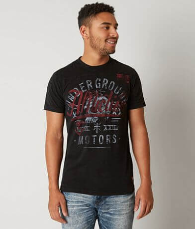 Affliction American Customs Corpus Christi T-Shirt