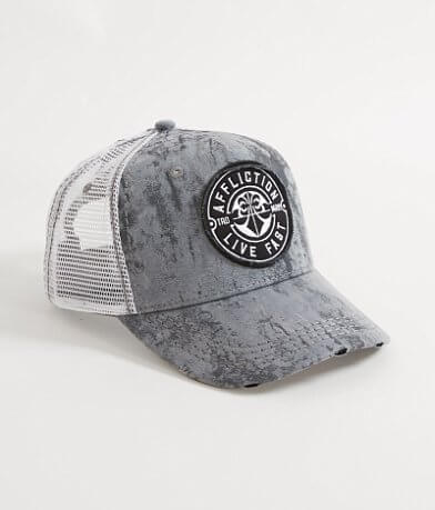 Affliction Trade Mark Trucker Hat