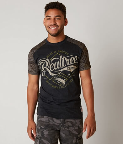 Affliction Whitetail T-Shirt