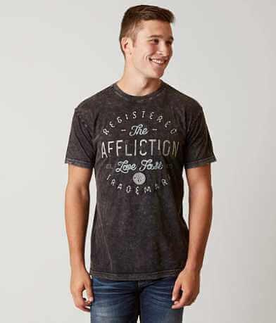 Affliction Live Fast T-Shirt