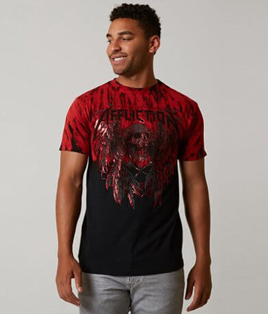 Affliction Scrimshaw T-Shirt
