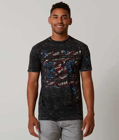 Affliction Freedom Defender Shield T-Shirt