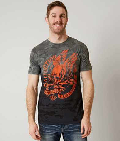 Affliction American Customs Turkey T-Shirt