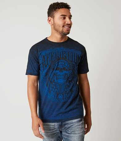 Affliction American Customs Free Tribe T-Shirt
