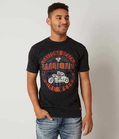 Affliction American Customs Bike Week 2017 T-Shirt