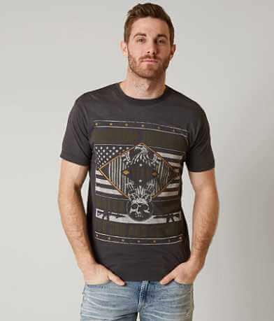 Affliction Freedom Defender Iron Eagle T-Shirt