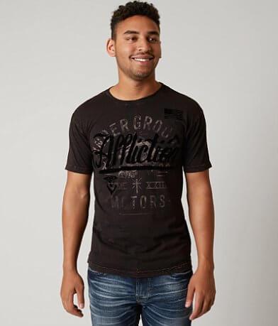 Affliction American Customs Corpus Christi T-Shirt