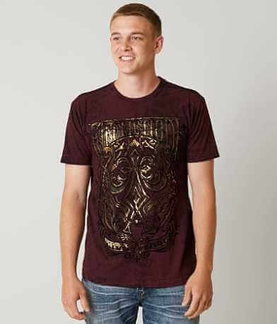 Affliction Fleur Flame T-Shirt
