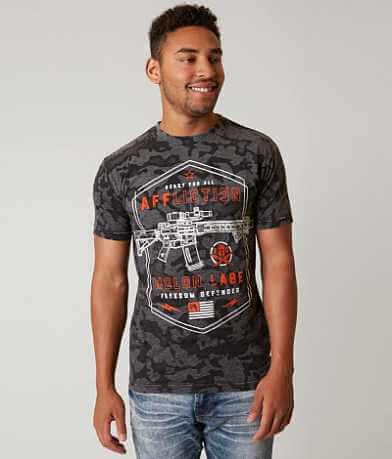 Affliction Freedom Defender Molan Labe T-Shirt