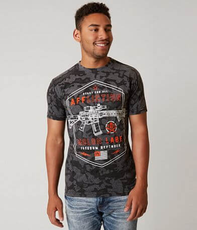 Affliction Freedom Defender Molan Labe T-Shirt