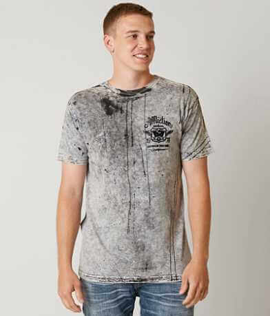 Affliction American Customs Motors T-Shirt