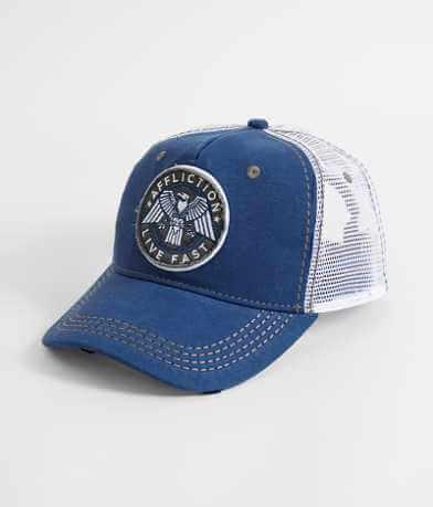Affliction Freedom Defender Eagle Trucker Hat