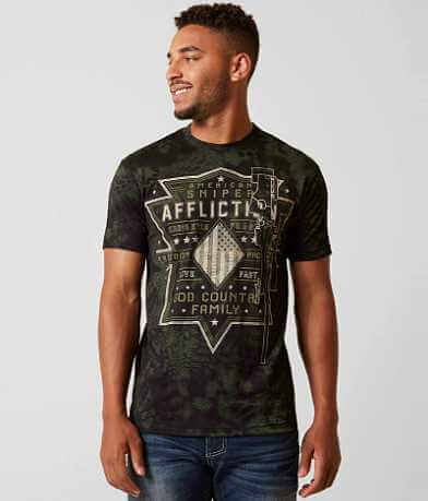 Affliction Rifleman T-Shirt