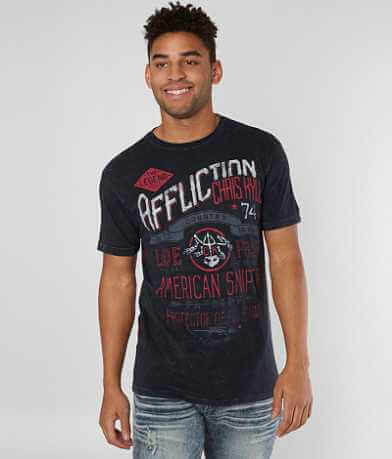 Affliction Crosshairs T-Shirt