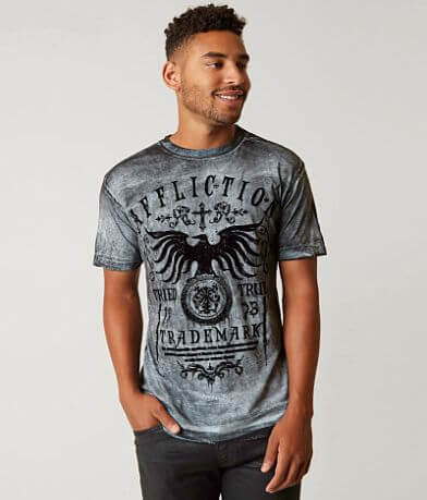 Affliction American Customs Tried Dusk T-Shirt
