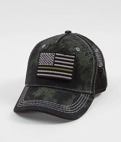 Affliction A4 Armed Forces Trucker Hat