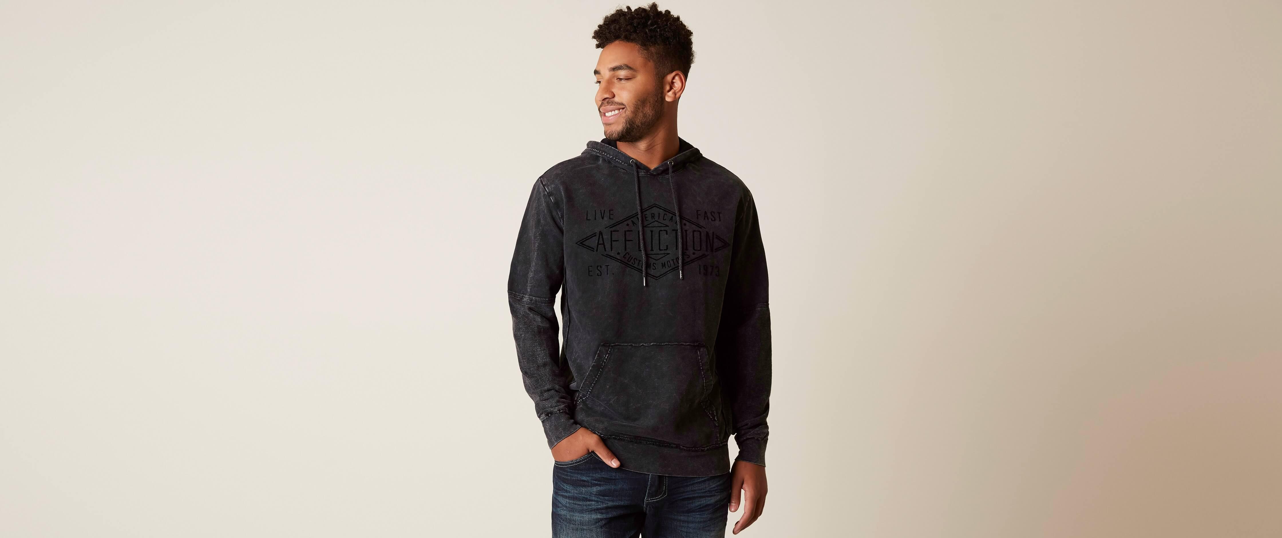 Affliction Double Jeopardy Sweatshirt