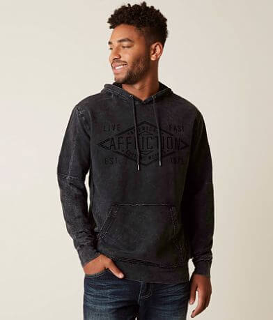 Affliction Double Jeopardy Sweatshirt