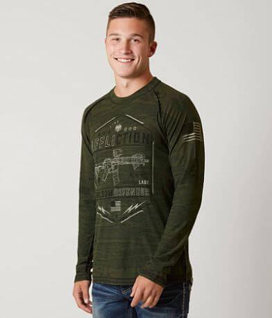 Affliction Freedom Defender Recoil T-Shirt