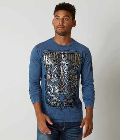 Affliction Fleur Frame T-Shirt