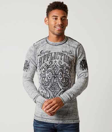 Affliction Ironside Reversible Thermal