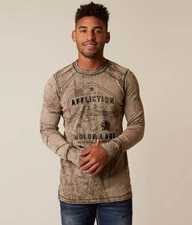 Affliction Freedom Defender Molon Labe Thermal