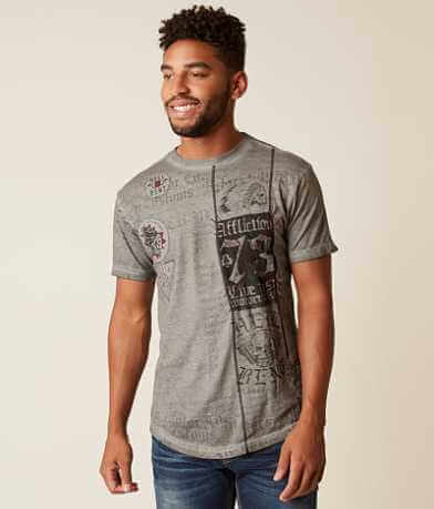 Affliction Hell Bent T-Shirt
