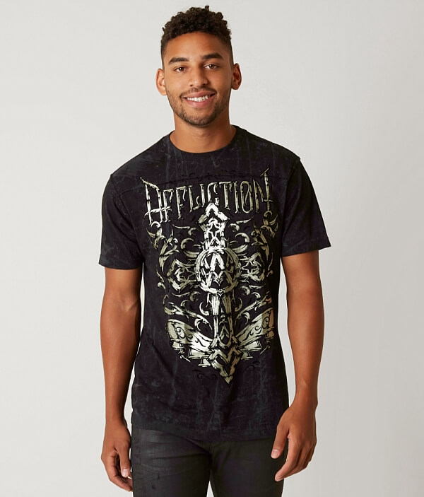 Spiker Spiker Spiker T Impact Affliction Impact T Affliction T Shirt Shirt Affliction Shirt Impact YTqwAvH