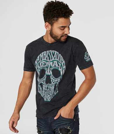 Affliction Metal Mangin T-Shirt