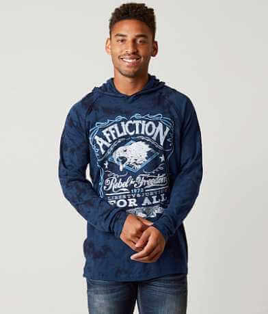 Affliction Freedom Defender Rebel Hoodie