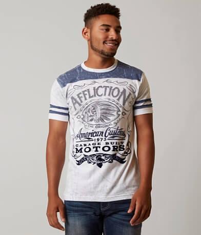 Affliction American Customs Prohibition T-Shirt